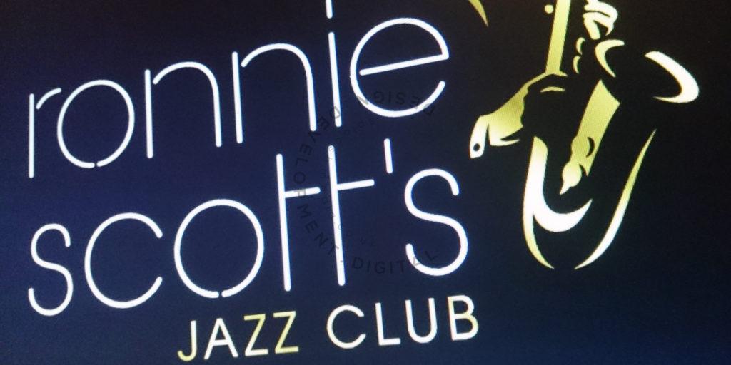 RONNIE SCOTT'S JAZZ CLUB | DIGITAL PROMOTION SOLUTION